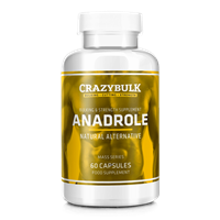 Anadrole (Anadrol) Review - Oxymetholone Alternativ for salg på nettet