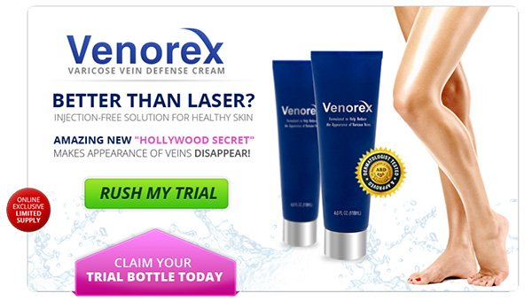 Купува venorex сега - Venorex Vein Defense Cream Review: Injection Free Solution