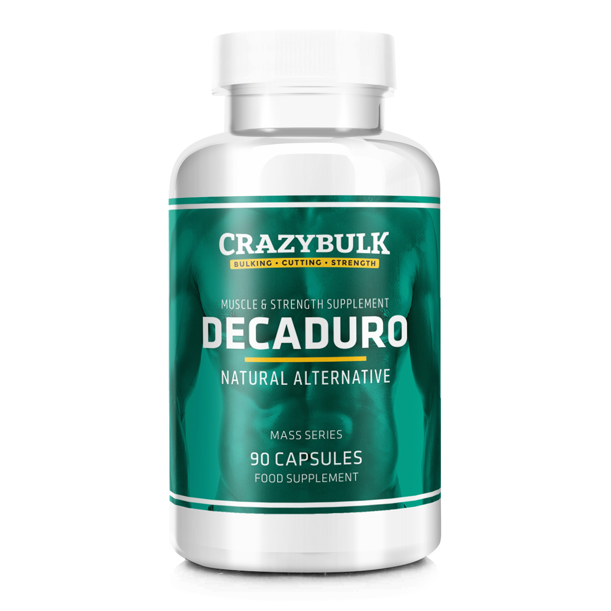 decaduro crazybulk يستكثر مراجعة كومة