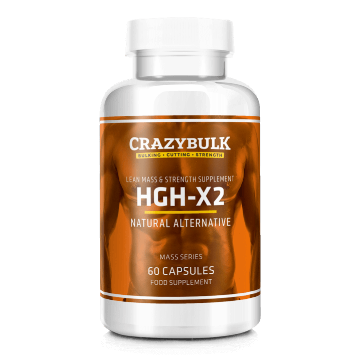 CrazyBulk HGH-X2 Review Somatropinne
