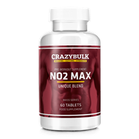 NO2-MAX (stikstofoxide) Pre-workout supplementen recensie