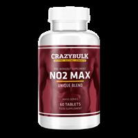 NO2-MAX (nitrogenoksid) Pre-workout kosttilskudd omtale
