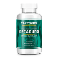 CrazyBulk DecaDuro (عشاري Durabolin ديكا) التعليقات