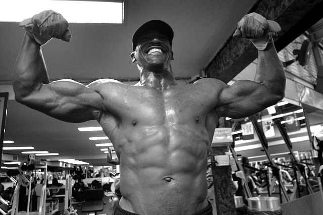 איך טסטוסטרון משפיע לשרוף שומן וירידה במשקל