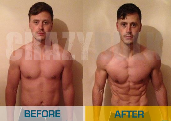 john-Miller-crazybulk-cutting-stack-beforeafter