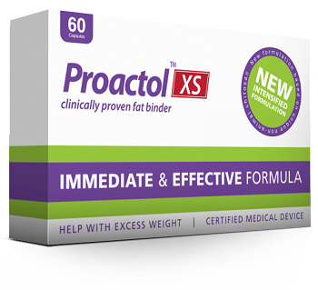Proactol-XS-dėžutė
