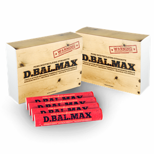 D-Bal Max: Safe Dianabol steroider Online