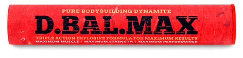 Single-Tube D-Bal MAX Dianabol (D-BOL / D-BAL) Recenze Muscle & Strength Agent