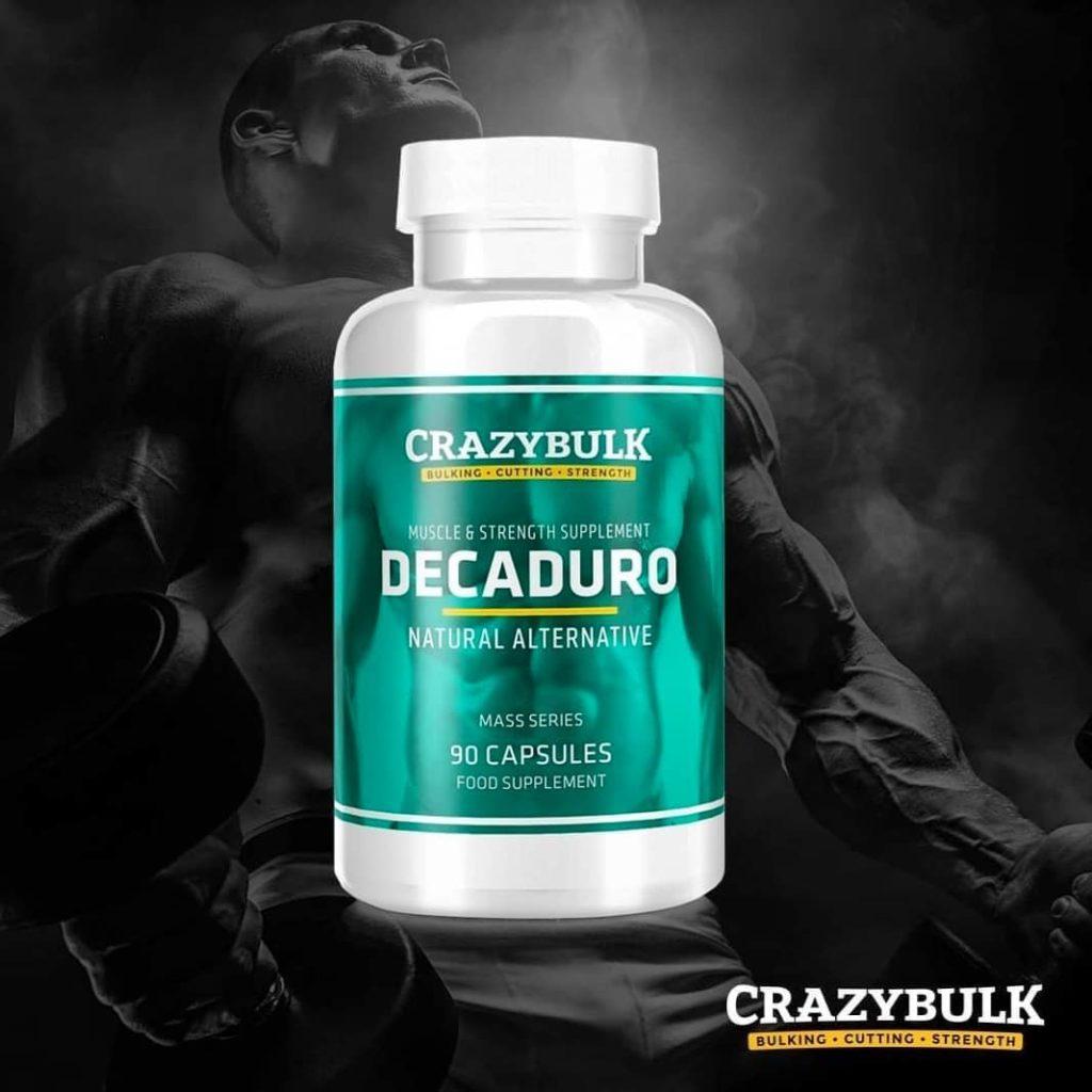 DecaDuro aktualizácia: Bezpečne rast svalovej hmoty a spaľovanie tukov